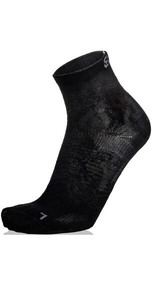 Eightsox Trail Long Light Sokken zwart